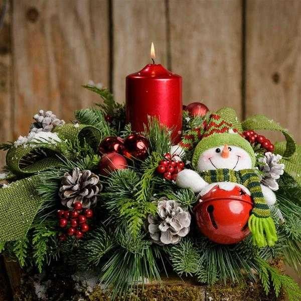 Arranjo De Natal 2019 Passo A Passo Ideias Arranjos De Natal