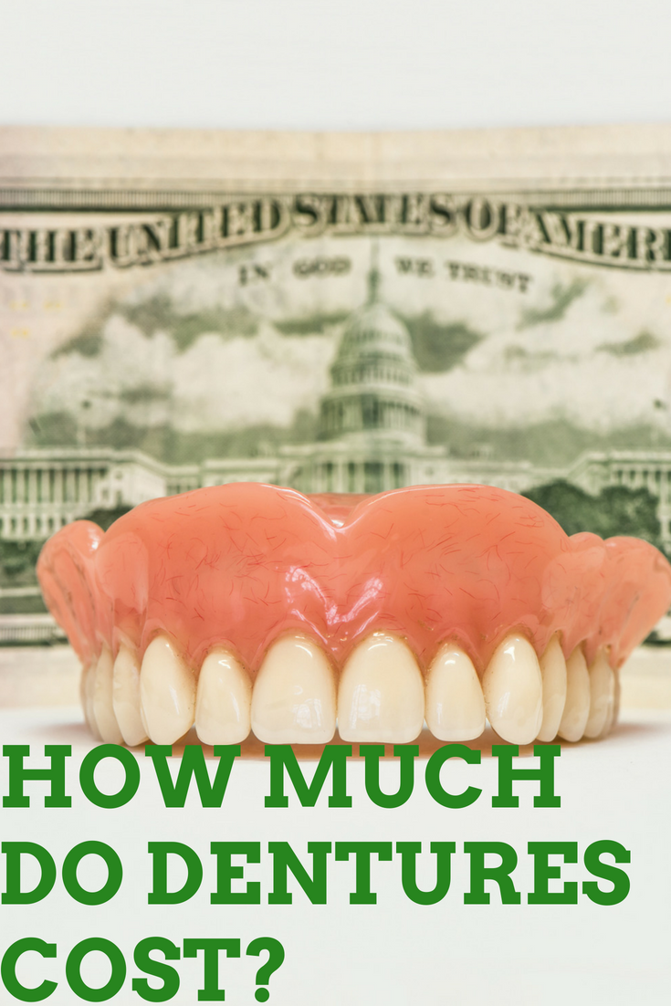 How Much Do Dentures Cost? Dentures cost, Dentures, Denture