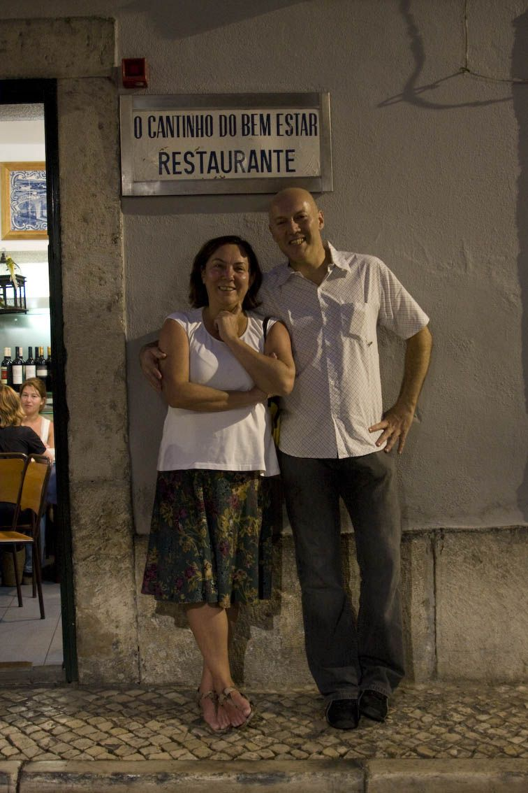 Péssimo atendimento e comida deliciosa. Lisboa, Chiado.