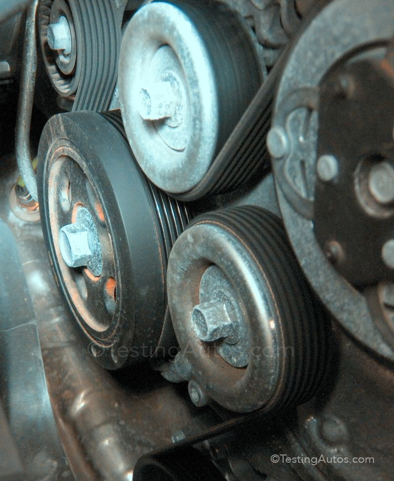 Signs of a worn out drive belt? When to replace?   Car Maintenance
