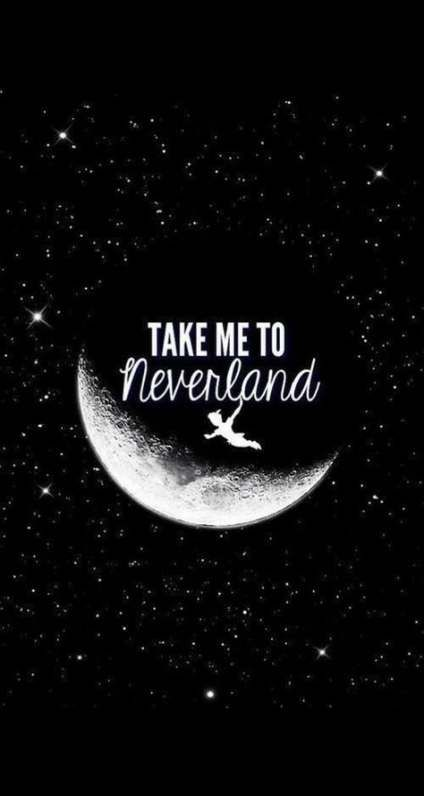 Best phone wallpaper quotes backgrounds peter pan 62 ideas #phonewallpaperquotes