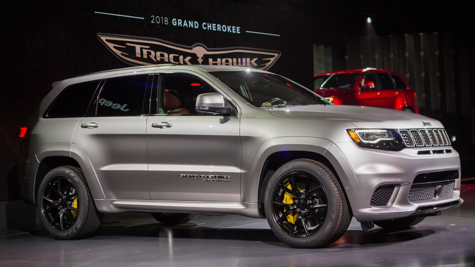 Inertia Report Why The Jeep Grand Cherokee Srt Trackhawk Is The