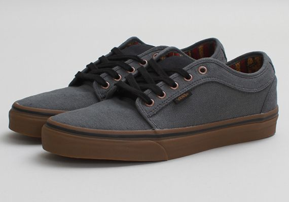 04f7bbfcce Vans Chukka Low - Hemp - Dark Grey - Gum - SneakerNews.com ...