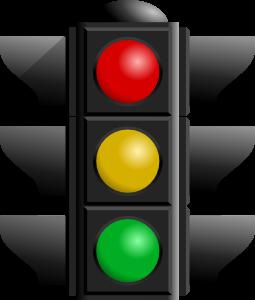 Giving Feedback Traffic Light Traffic Signal Stop Light