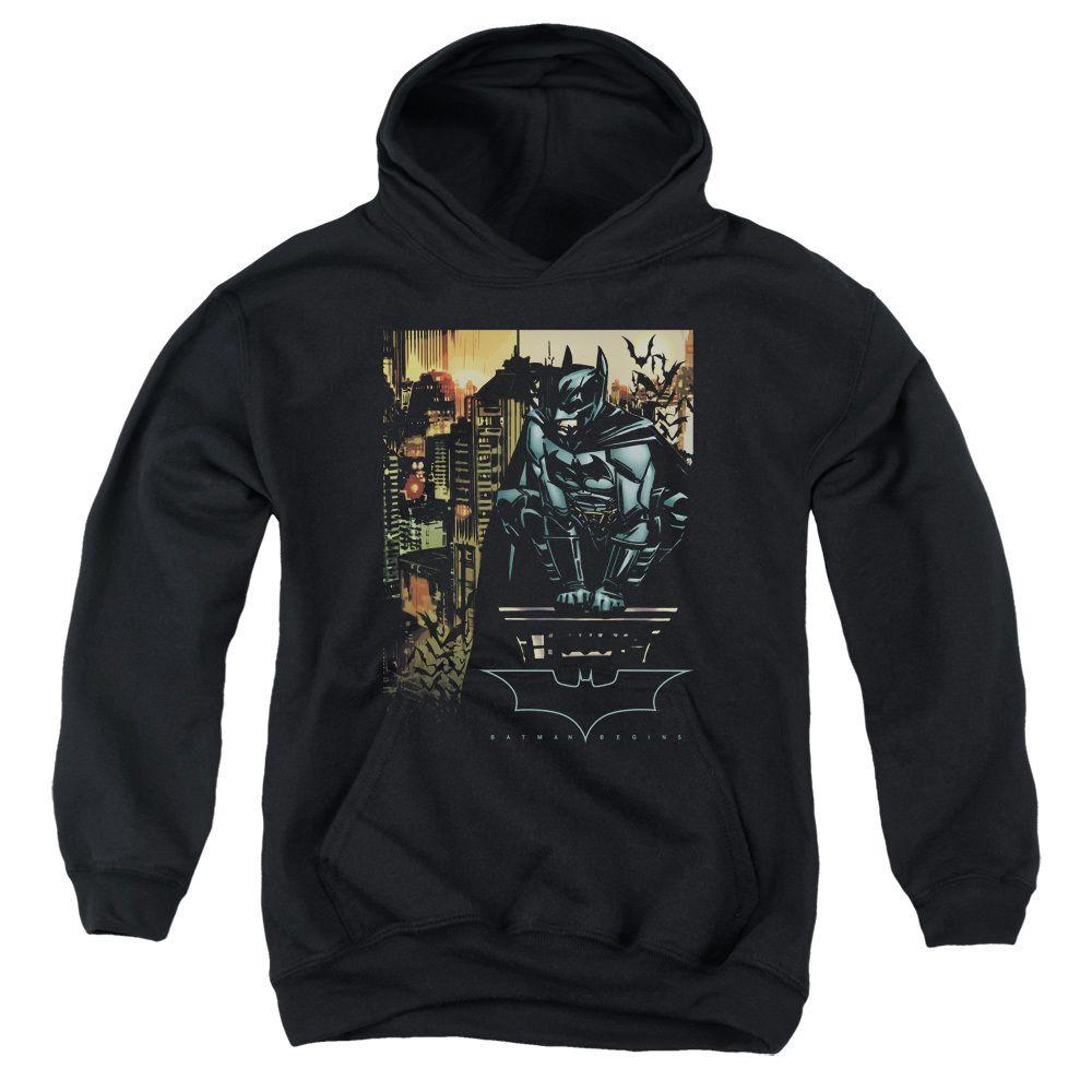 Batman Begins/Waiting Youth Pull-Over Hoodie in, Boy's