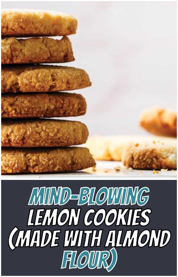 Vegan Recipes With Almond Flour