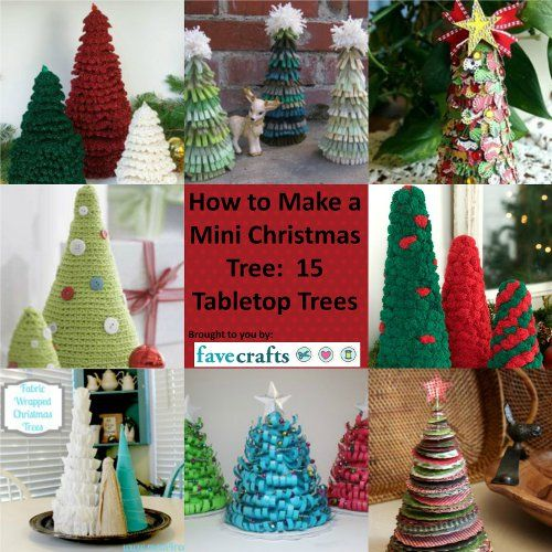 48 Tabletop Christmas Tree Ideas Christmas Tree Crafts Mini Christmas Tree Christmas Ornament Crafts