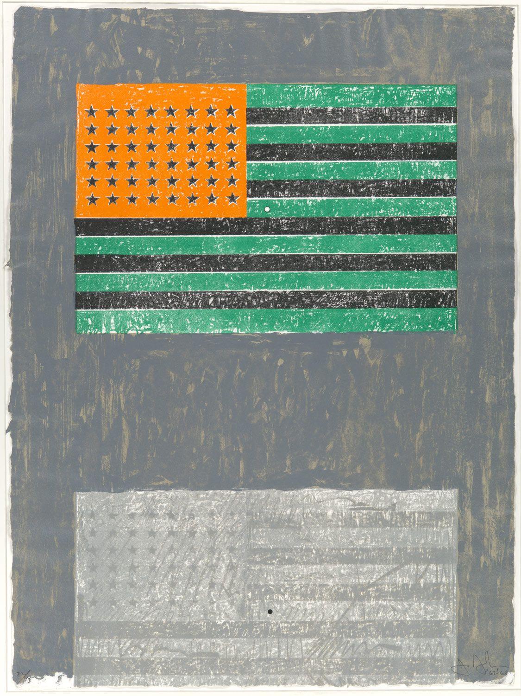 Image Result For Jasper Johns Jasper Johns Elements Of Art Art History