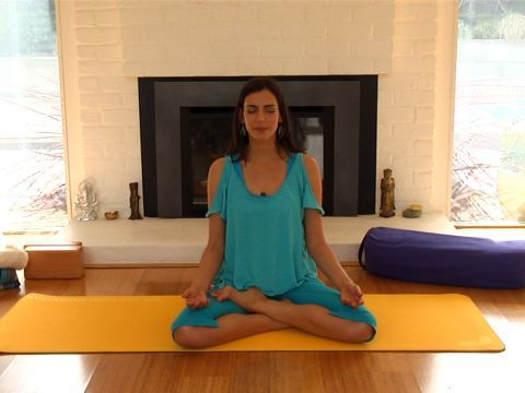 yin and inneryoga for melting neck and shoulder tension