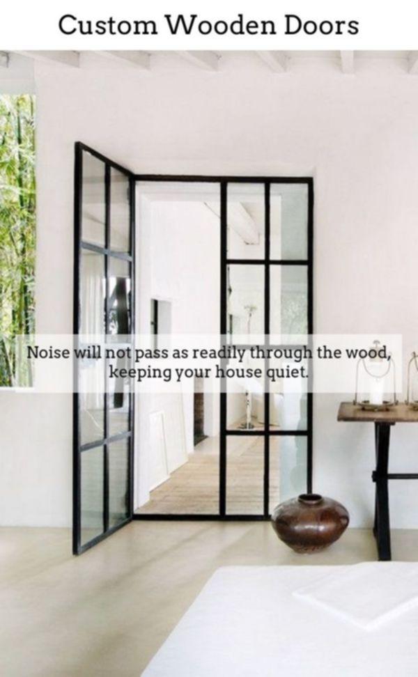 Prehung Solid Core Interior Doors Custom Wood Interior Doors 2