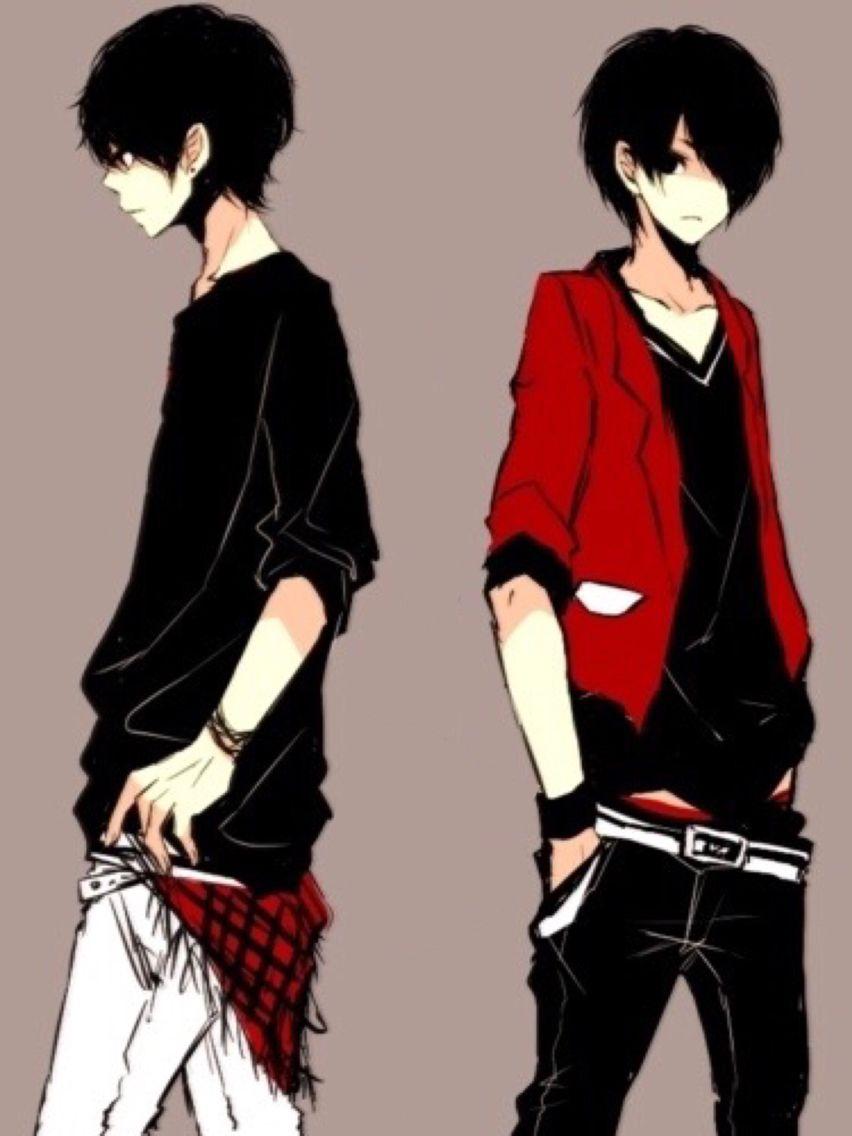 Anime Twins Cute Anime Guys Anime Guys Anime Child