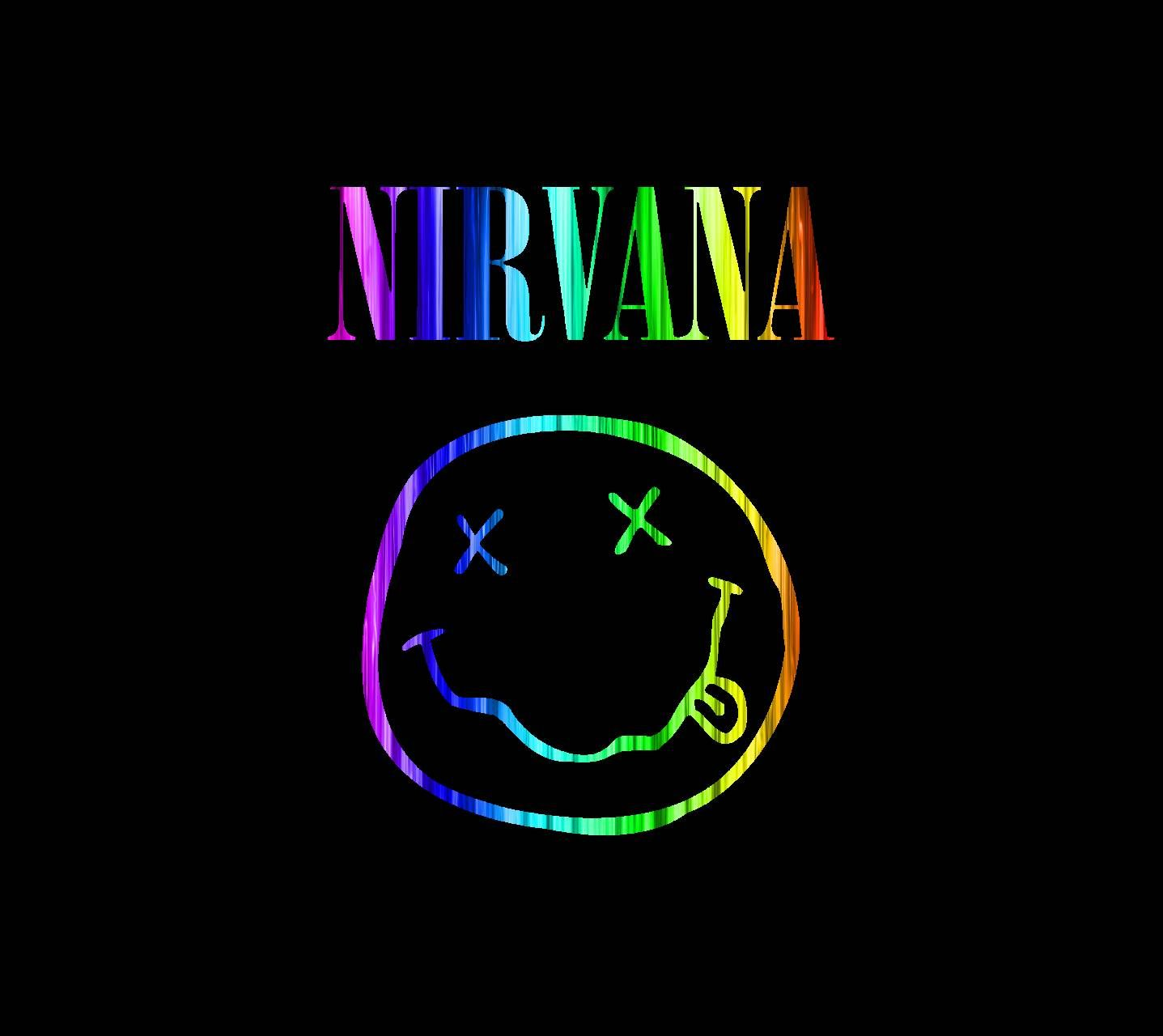 Download Nirvana Smiley Wallpaper by Brotanium 4f Free