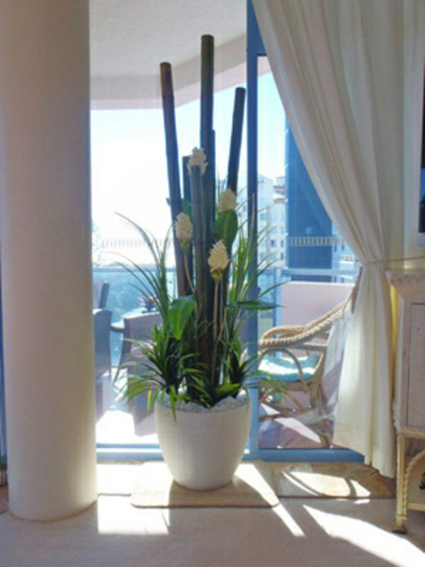 Le Bambou Decoratif Va Faire Des Miracles Pour Votre Interieur