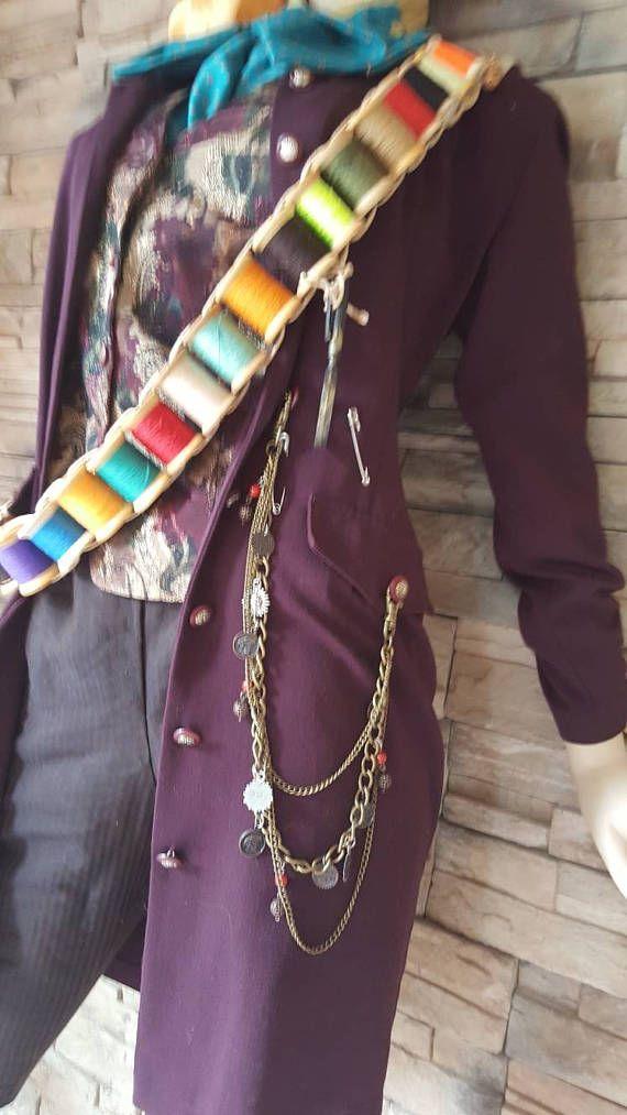 Steampunk costume/mad hatter costume/Alice in | pelucas | Pinterest ...