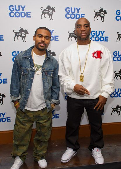 Lil Duval and Charlamagne These two are great!