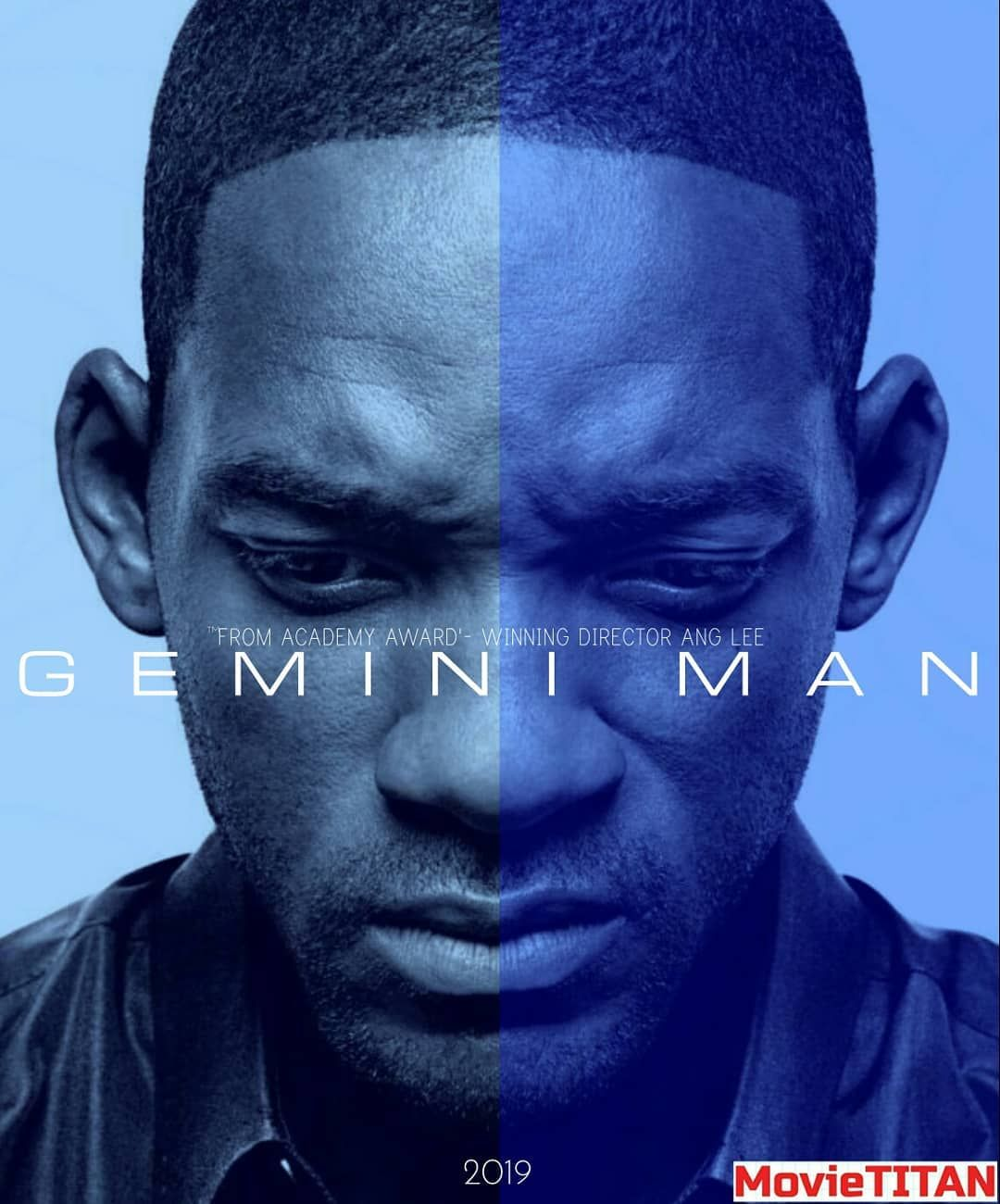 Ang Lees Gemini Man Movie Poster