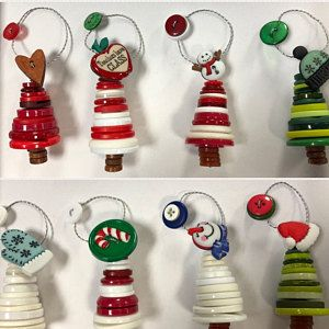TEACHER ornaments/ ID badge clips