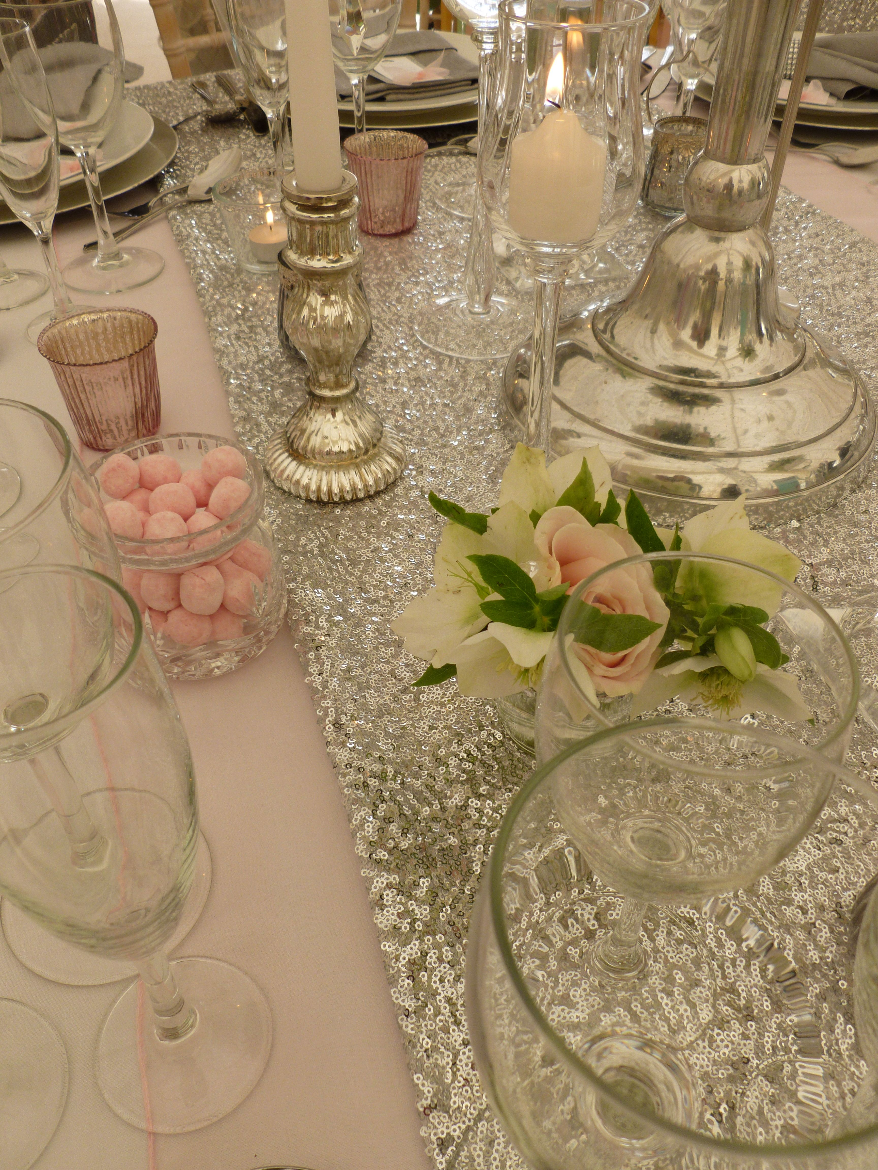 Wedding Chair Covers Cardiff Anti Gravity Costco Elegant Sequin Runner By Simply Bows And