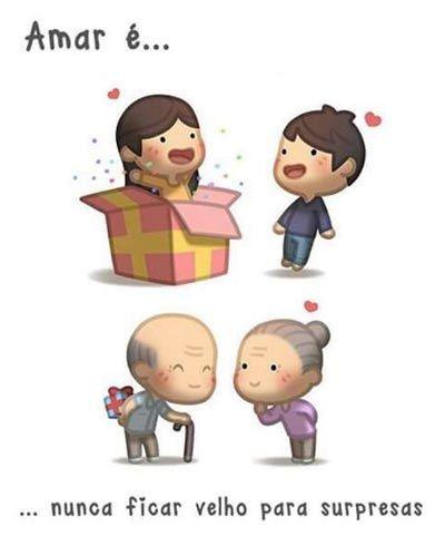 Resultado de imagem para amar é