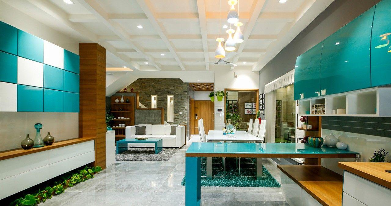 RAK Interiors in 2020 Interior design companies, Dining