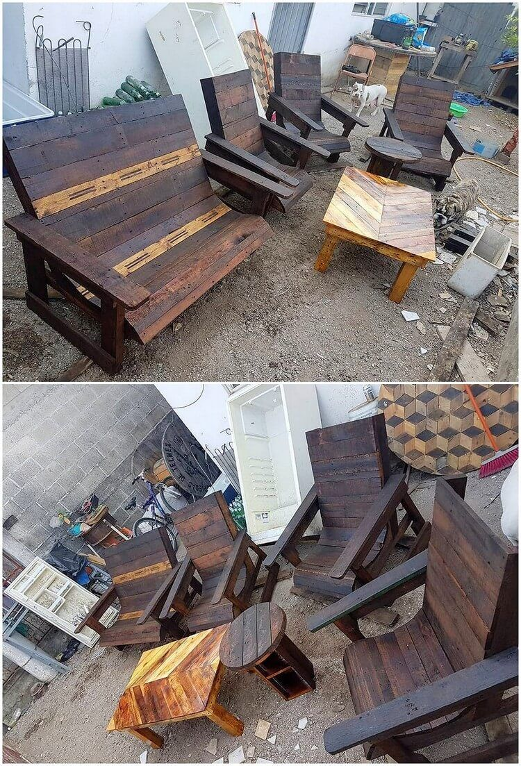 Admirable Wood Pallet Recreation Ideas Admirable Wood