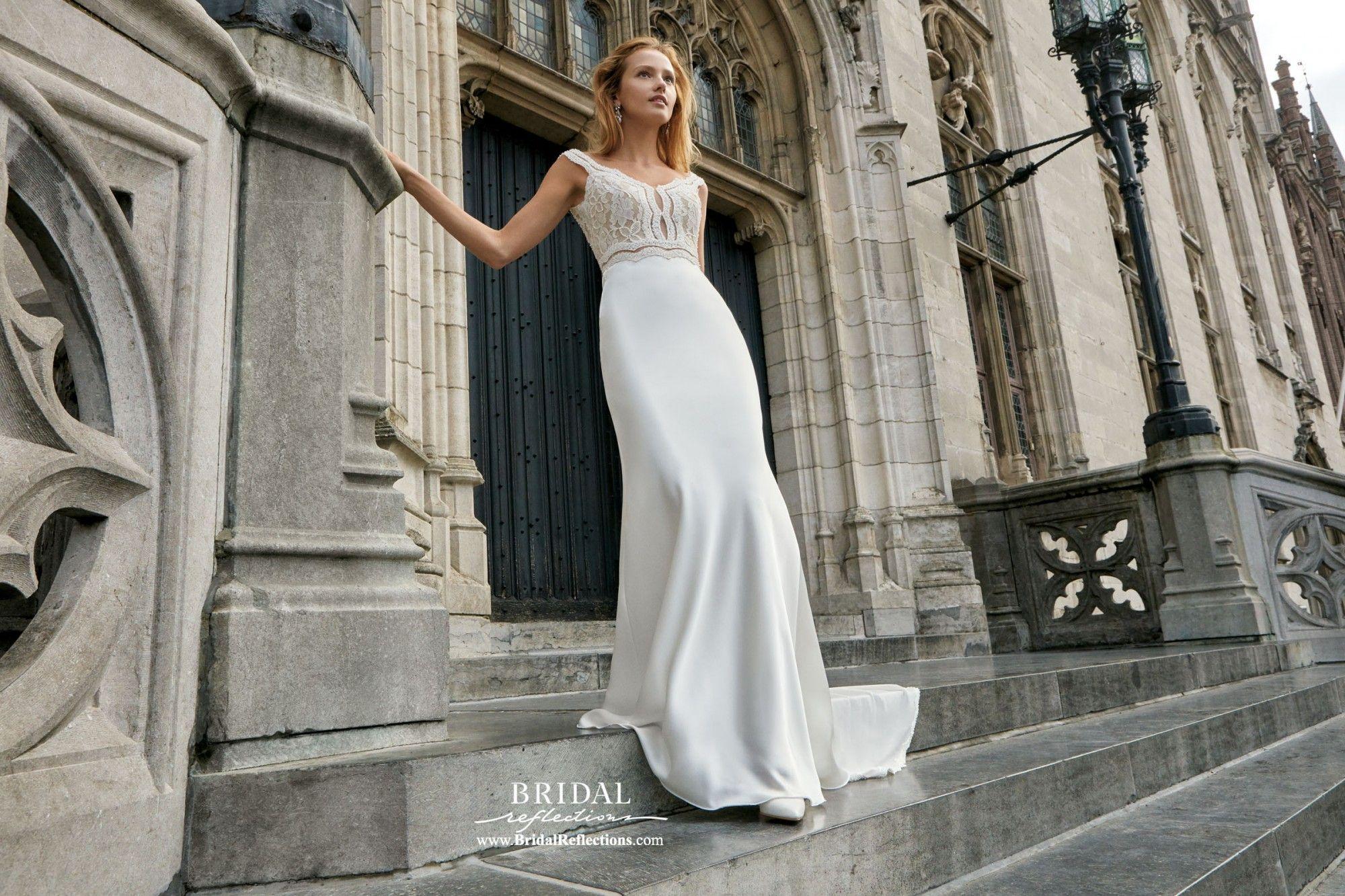 Solo merav wedding dress collection bridal reflections dara