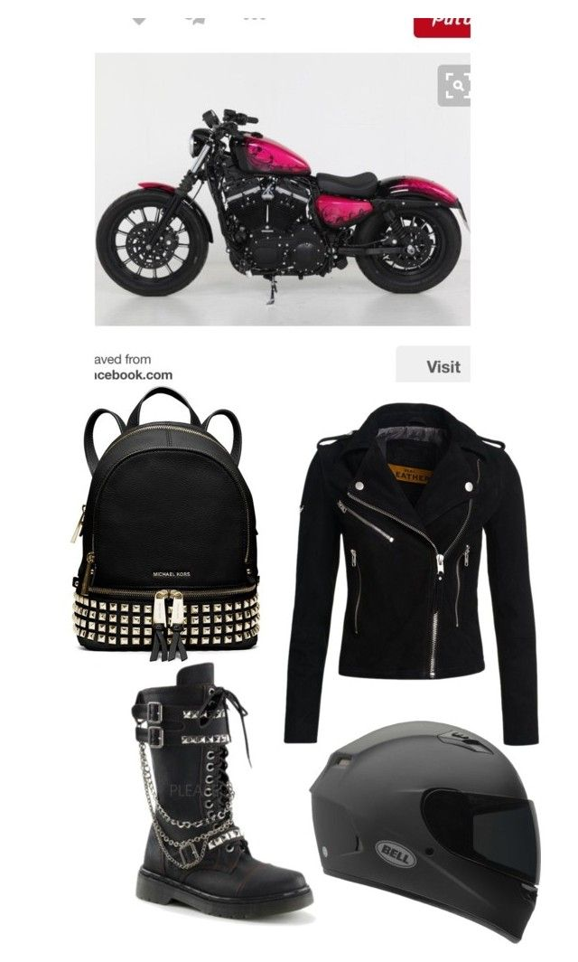 """Untitled #48"" by alyssamorae on Polyvore featuring MICHAEL Michael Kors and Superdry"