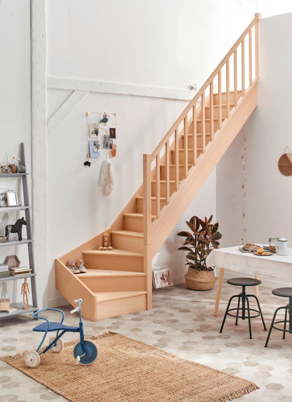 Escalier Faubourg Avec Images Escalier Relooking De Sous Sol Escaliers Interieur