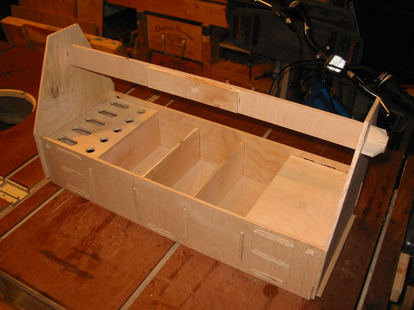 Tool Tote Project