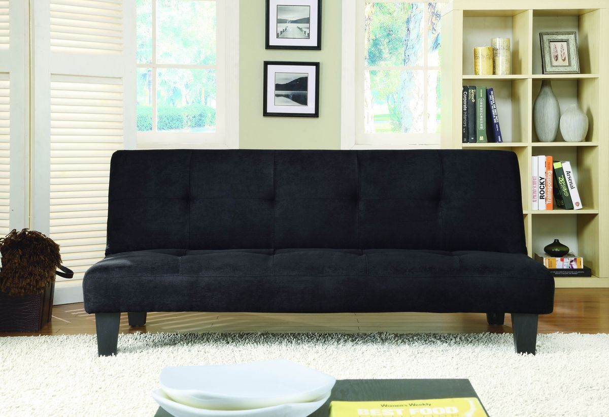 Albert Collection Lounger Clean lines define the contemporary design ...
