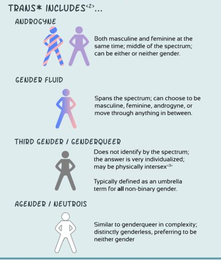 Intersex non binary meaning