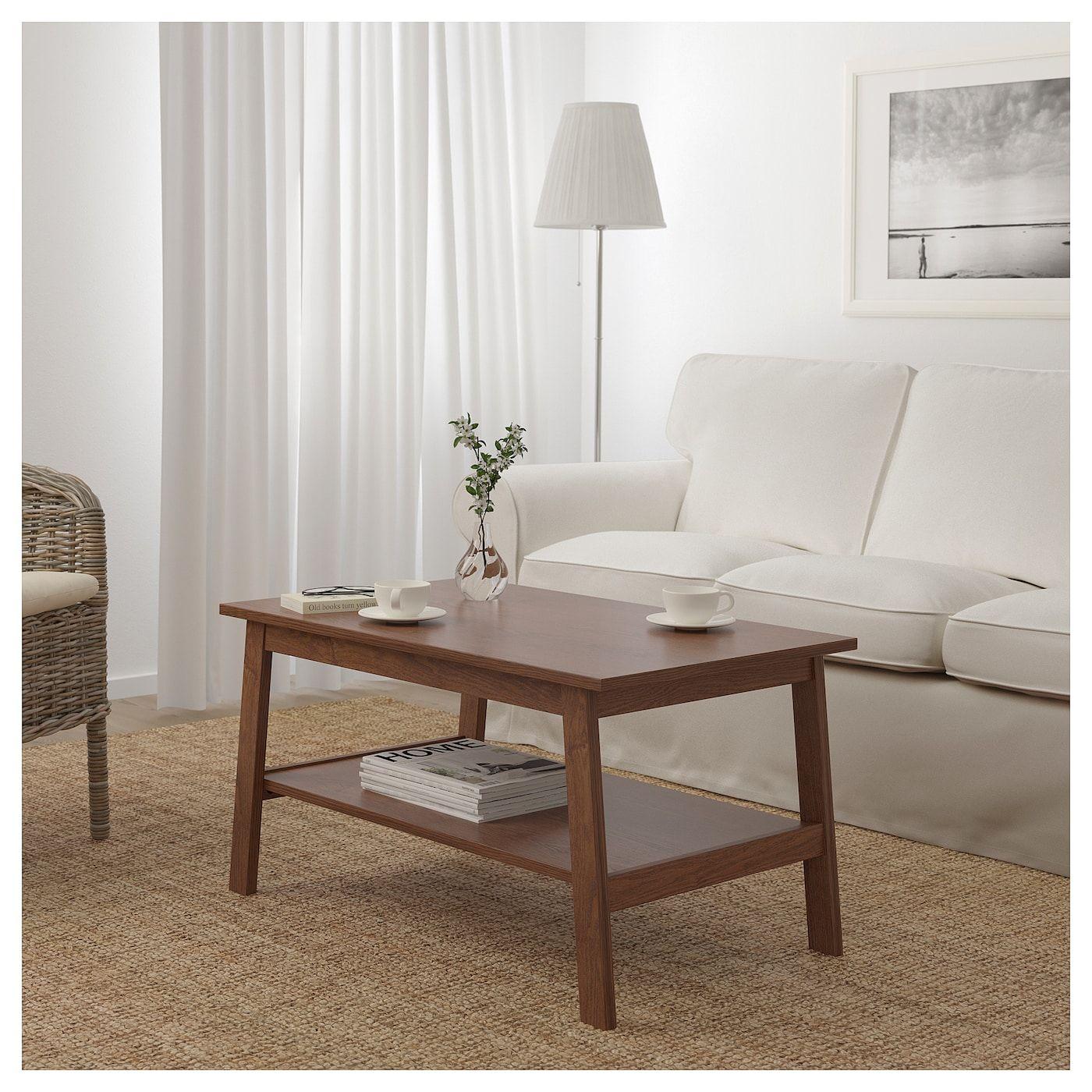 Lunnarp Couchtisch Braun 90x55 Cm Ikea Deutschland Quality Living Room Furniture Coffee Table Coffee Table White [ 1400 x 1400 Pixel ]