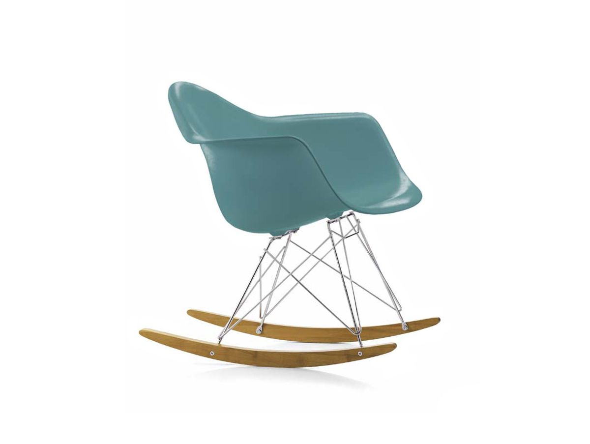 Eames RAR Plastic Armchair by Vitra | Really Well Made | Really Well Made