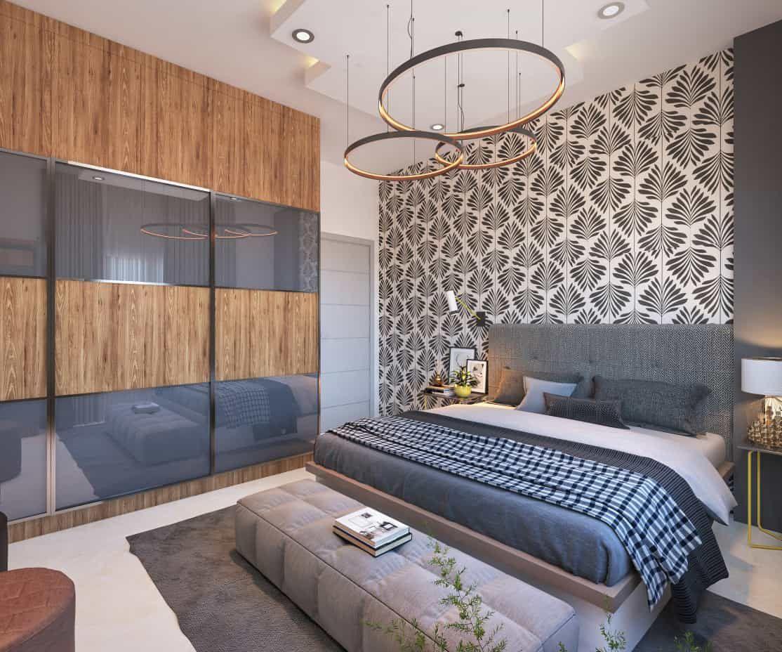 Bedroom luxury interior designers in banaswadi home decors bangalore also best bed room rh pinterest