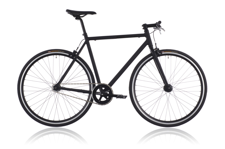 FIXIE Inc. Floater black günstig kaufen bei fahrrad.de | Cycle ...