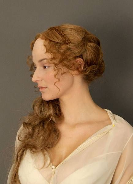 Marthajefferson Fripperiesandfobs Renaissance Hairstyles Historical Hairstyles Medieval Hairstyles