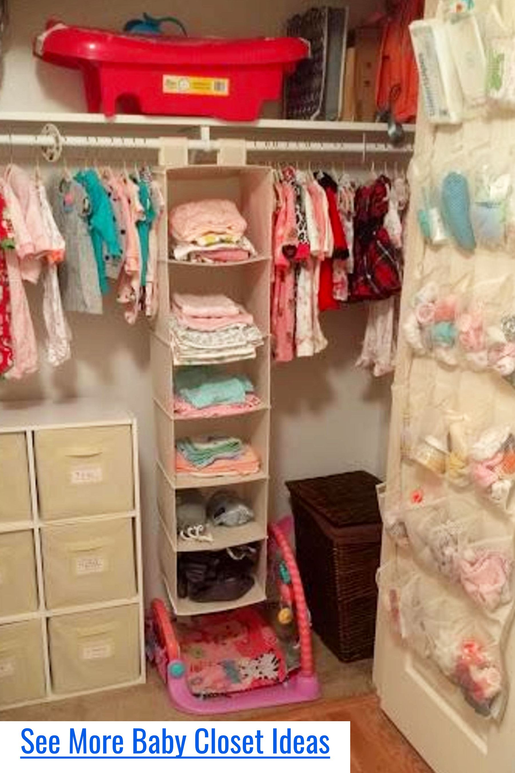 Baby Closet Ideas 47 Nursery Closet Organization Storage And Baby Closet Organizer Ideas In 2020 Nursery Closet Organization Baby Closet Organization Baby Room Organization