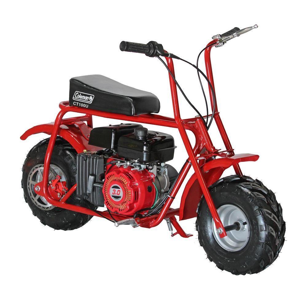 100 Cc Mini Trail Bike Mini Bike Custom Bikes Gas Powered Mini Bike