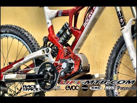 Ride Lift Mtb Fast Ride Electric Mountain Bike Kit Youtube Downhill Bike Eletric Bike Bike Kit