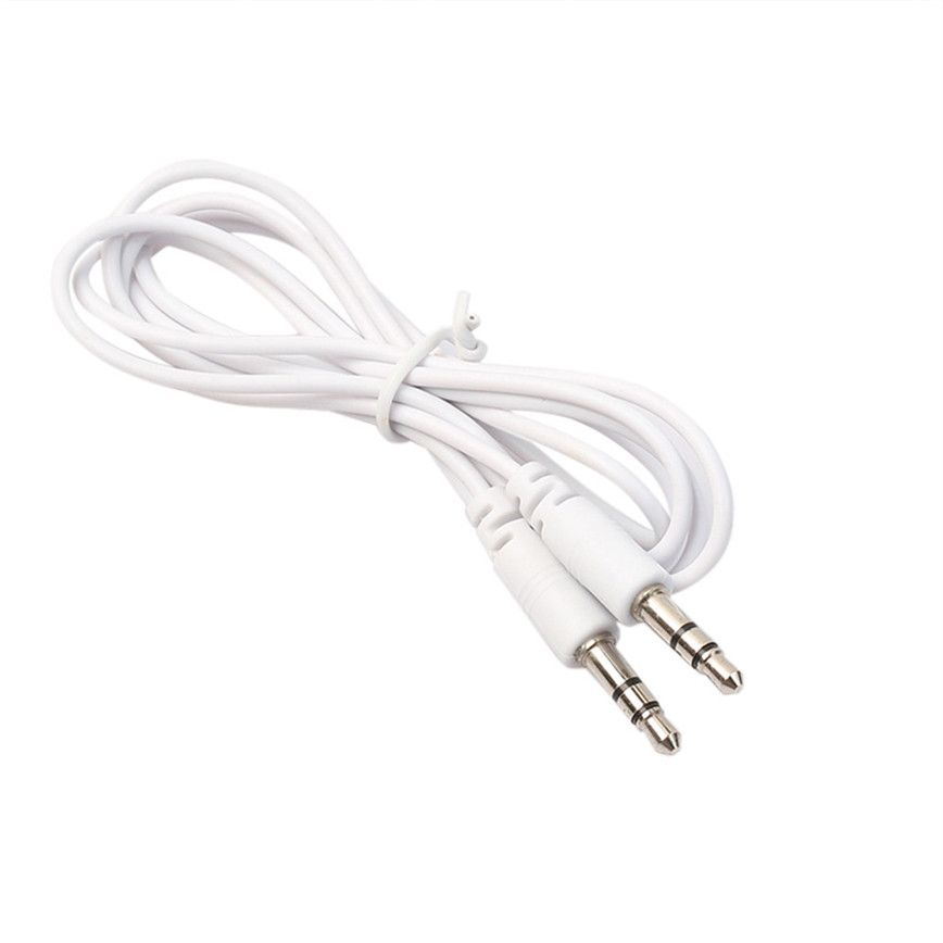 3 Feet 3 5mm Stereo Auxiliary Cable Male To Male Flat Audio Music
