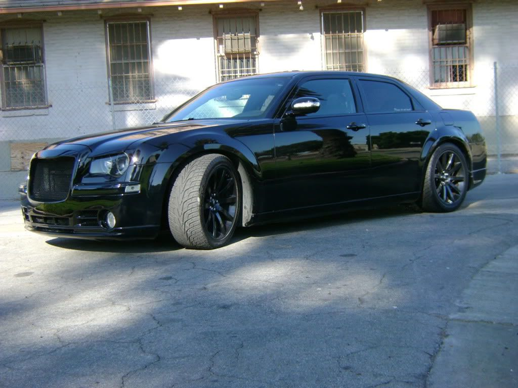 chrysler 300 srt8 black. whatu0027s the cons to having a flat black paint is it hard maintain if you have done can post pics also chrysler 300 srt8