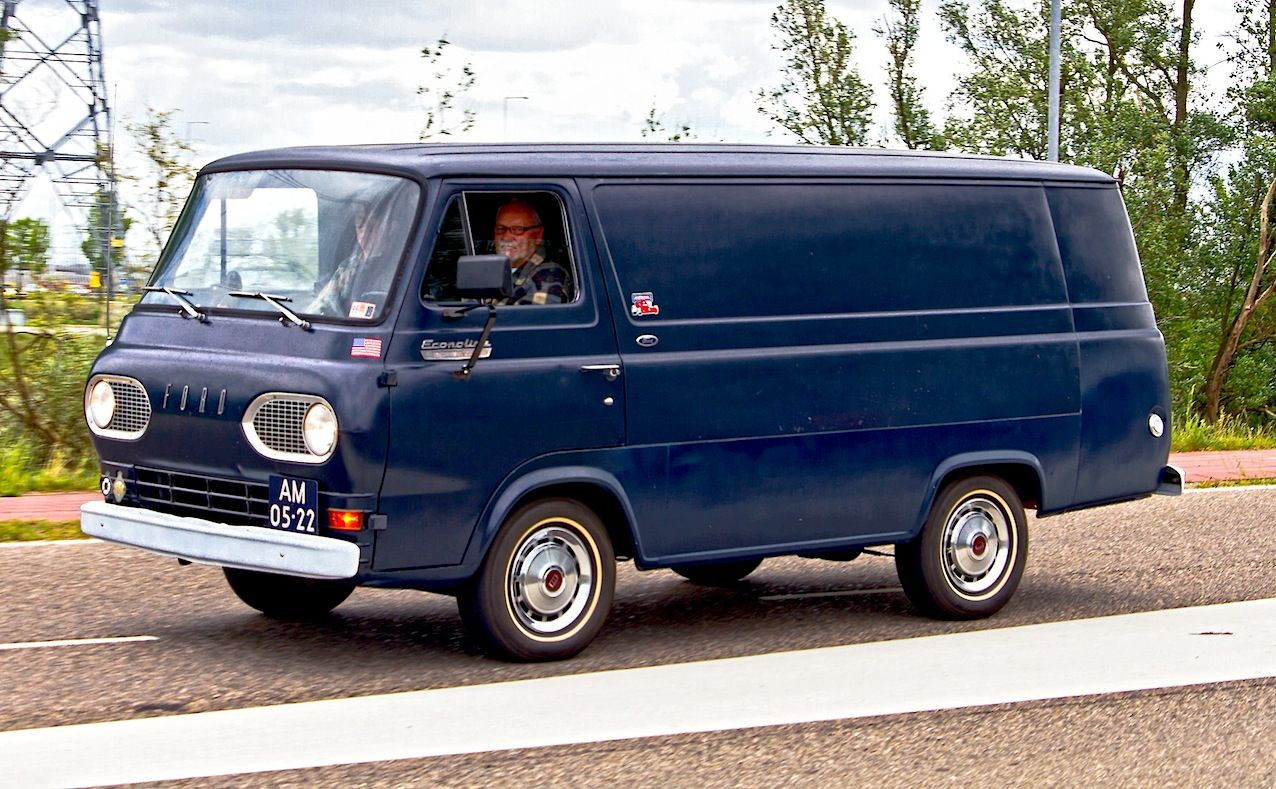 1967 ford e series econoline van 4 0l straight 6 cylinder 150bhp petrol engine photo by clay  [ 1276 x 789 Pixel ]