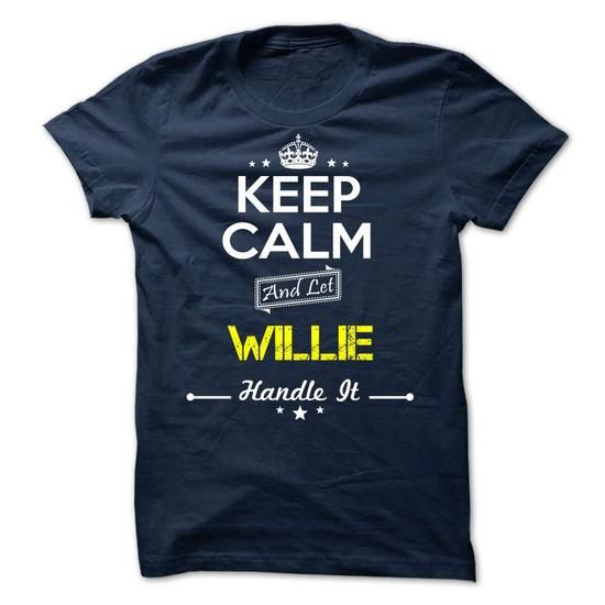 WILLIE - keep calm - #team shirt #sweatshirt upcycle. PRICE CUT => https://www.sunfrog.com/Valentines/-WILLIE--keep-calm.html?68278