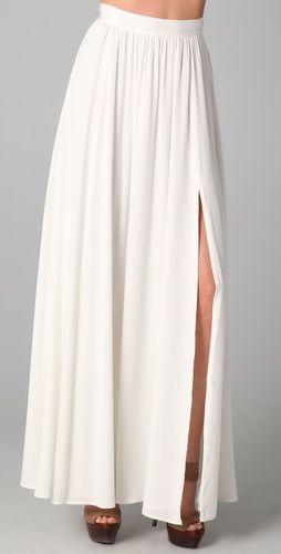 a9c5478f3 Vanessa Maxi Skirt | My Style | Moda, Blusa y falda, Blusas