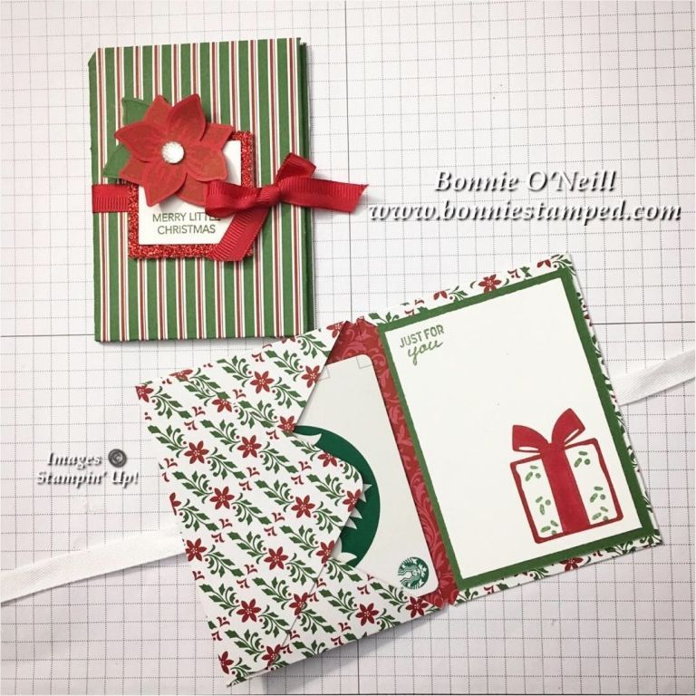 Photo of Make a gift card holder