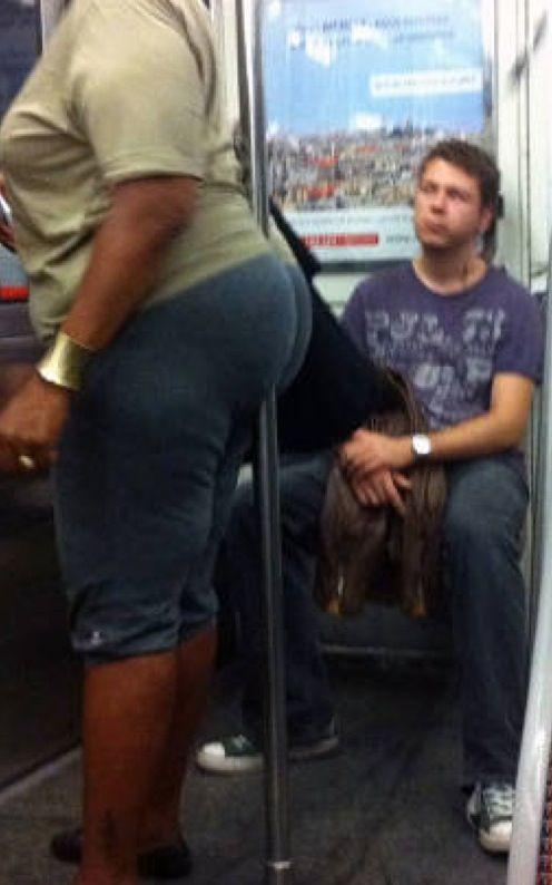 Mature big booty at walmart