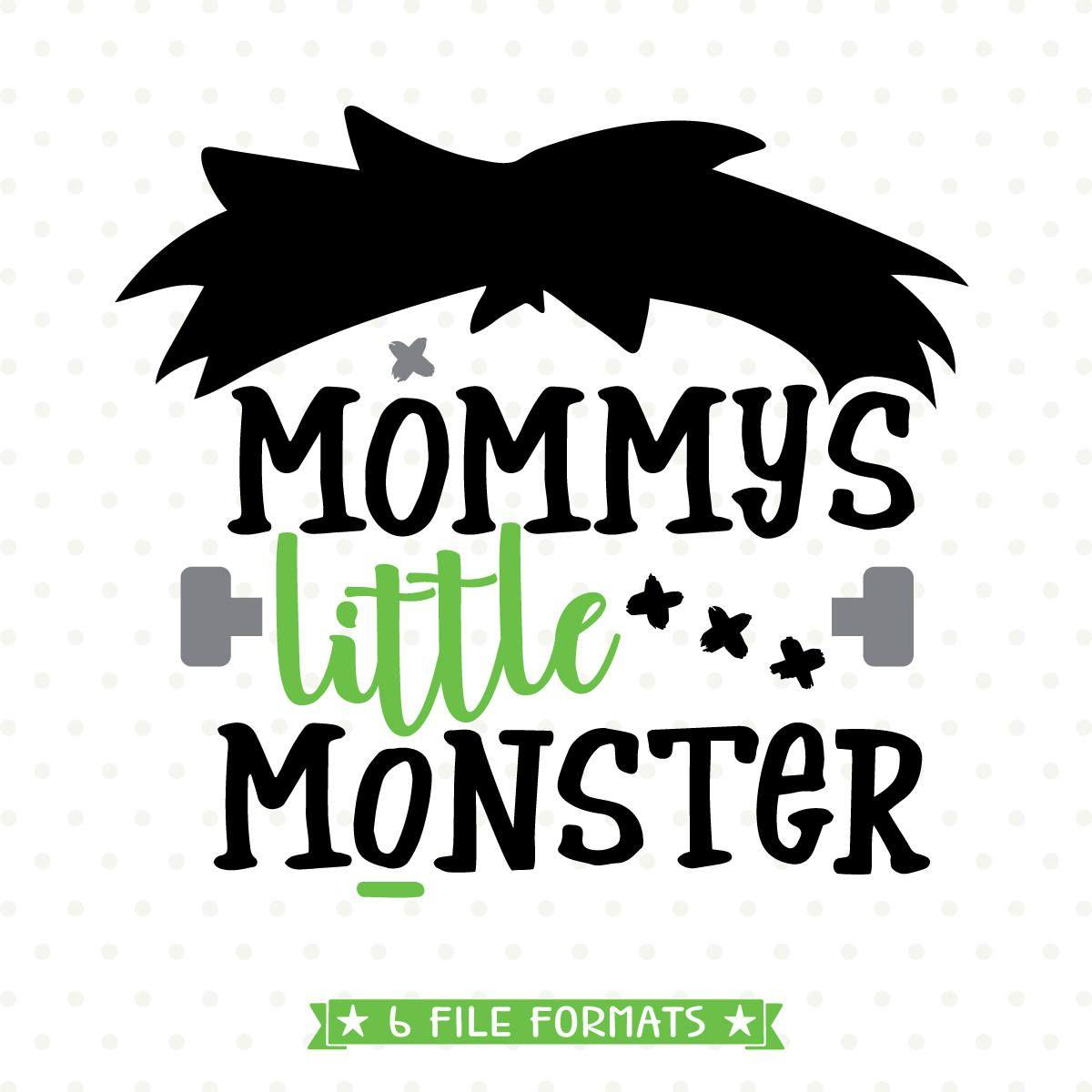 Mommys Little Monster Svg File Halloween Svg Boys Halloween Etsy Halloween Shirts For Boys Cricut Halloween Halloween Vinyl