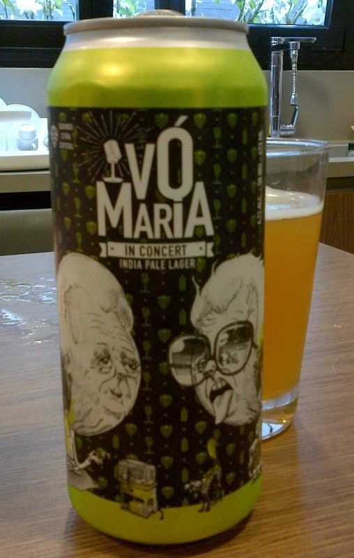 Vó Maria In Concert India Pale Lager