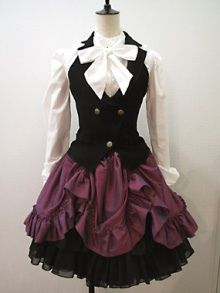Freak Show Dresses Victorian Steampunk