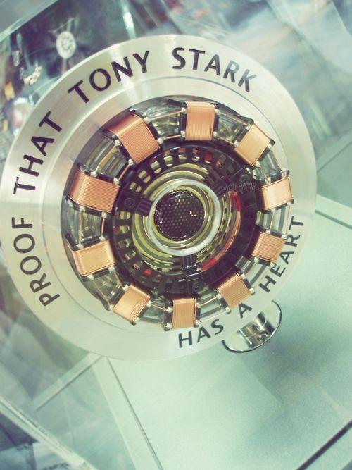 Proof That Tony Stark Has A Heart 3 Tony Stark Iron Man Marvel Heroes
